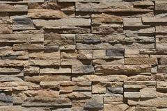 Full Frame Modern Brick Texture Royalty Free Stock Photos