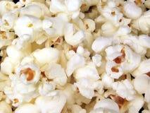Full Frame Popcorn stock photo