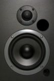Full Frame Speaker royalty free stock photo