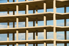 Full frame structure Royalty Free Stock Images