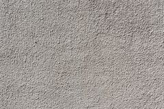 Full frame view of grey concrete. Wall background royalty free stock images