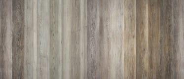 Full frame wooden background Stock Images