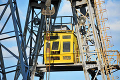 Full gantry crane Stock Photos