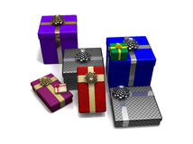 Full of gifts Stock Photography