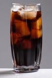Full Glass of Pop Stock Photo
