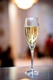 Full glasses of champagne Stock Image