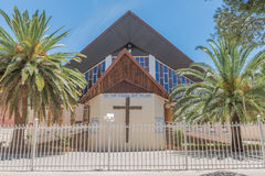 Full Gospel Church of God in Hilton Royalty Free Stock Image
