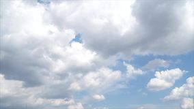 Full HD Time Lapse of Clouds stock footage