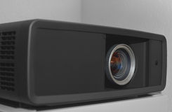 FULL HD Video projector Royalty Free Stock Photography