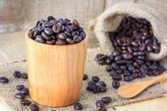full kaffekopp Fotografering för Bildbyråer