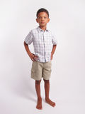Full length of a boy. Royalty Free Stock Photography