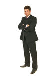 Full length of business man Stock Image