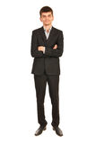 Full length of business man Stock Images