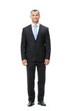 Full length of business man Royalty Free Stock Image