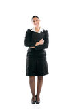 Full length business woman Royalty Free Stock Photography