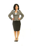Full length of business woman Stock Photos