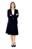 Full length businesss woman Stock Photography