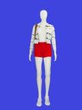 Full-length female mannequin. Stock Photography