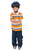 Full length image of a lovely kid Stock Photo