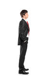 Full length portrait of a businessman Stock Photography