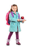 Full length portrait of a children Stock Photo