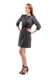 Full length portrait of a confident young female Stock Photography