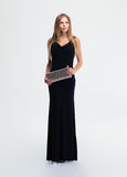 Full length portrait of a fashion woman Royalty Free Stock Photography
