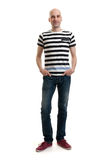 Full length portrait of a stylish young man Royalty Free Stock Photo