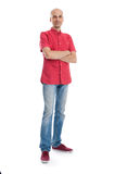 Full length portrait of young man Stock Image