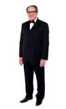 Full length shot of fashionable senior man Royalty Free Stock Photography
