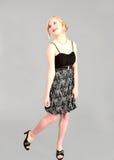 Full length shot of model beauty Stock Images