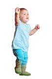 Full length shot of toddler Royalty Free Stock Images