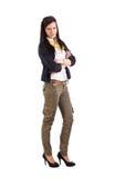 Full length woman Stock Image