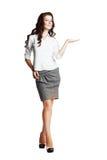 Full length woman Stock Photo