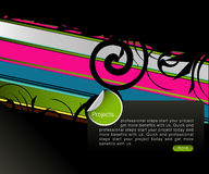Full of life background Stock Photos