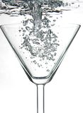 Full Martini Stock Photography