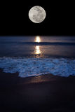 Full moon Stock Photo