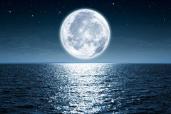 Free Full Moon Stock Photo - 63676500