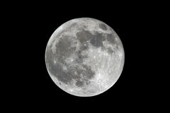 The Full Moon Royalty Free Stock Images