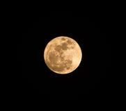 Full moon . Royalty Free Stock Photos