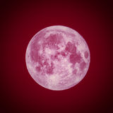 Full moon HDR Royalty Free Stock Photo