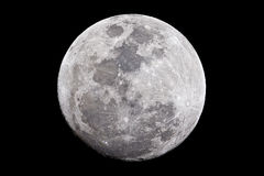 Full Moon. Stock Photography