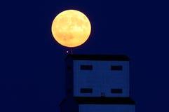 Full moon o Royalty Free Stock Photography