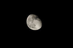 Almost Full Moon Royalty Free Stock Image