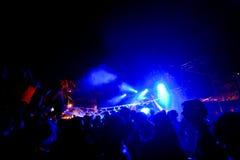 Full Moon Party Koh Phangan Royalty Free Stock Images