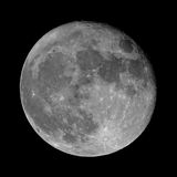 Full Moon phase Royalty Free Stock Images