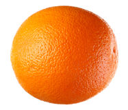 Full orange. Isolated on white stock image