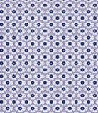 Blue onion pattern Stock Image