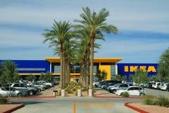 USA, Arizona/Tempe: IKEA - Customer Parking Stock Image