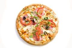 Full Pizza Royalty Free Stock Photo
